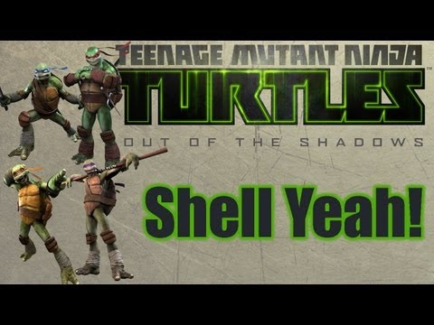 Short guide showing you guys how to get the Shell Yeah! Achievement. For this achievement you have to upgrade a character so that he learns team TPKO then go...