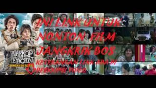 FULL MOVIE FILM JANGKRIK BOSS