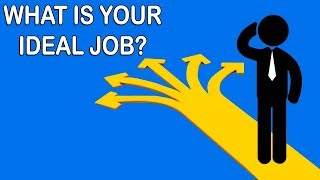WHAT IS YOUR IDEAL JOB? Personality Test   Mister Test