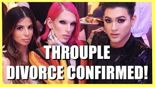 THROUPLE DIVORCE CONFIRMED BY JEFFREE STAR! ⎮ RECEIPTS INCLUDED!!