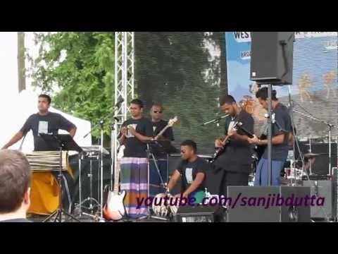 Sri Lankan music @ Surrey Fusion Festival (2011)