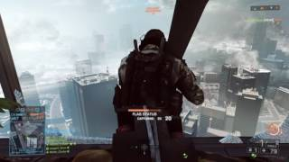Battlefield 4 - Epic Defibrillator Kill