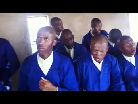 Ithemba lika jehova male voices - nkulunkulu mdali (ungumhlobo omuhle)
