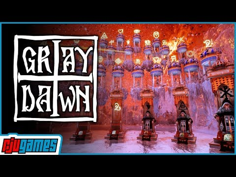 Gray Dawn Part 7 (Ending) Horror Game PC Gameplay Walkthrough