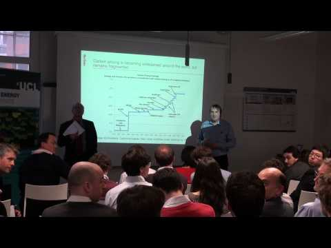 Pt 2: UCL-Energy seminar: 'Carbon pricing schemes around the world'