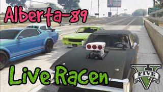 Nieuwste Racetracks Rijden [GTAV Live]