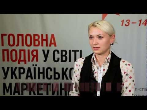 Юлия Березовская о конференции Marketing Revolution