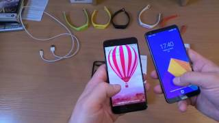-СиА- Распаковка Xiaomi mi6 ми6 mi 6