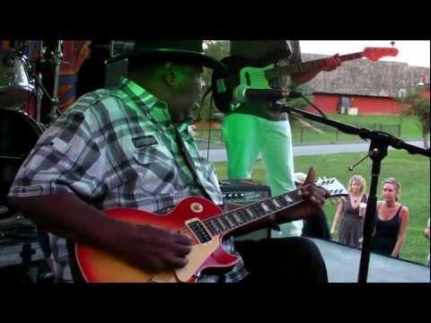 Magic Slim at Hot August Blues, Pt. 2
