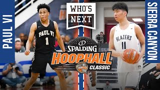 Sierra Canyon (CA) vs. Paul VI (VA) - Hoophall Classic 2020 - ESPN Broadcast Highlights