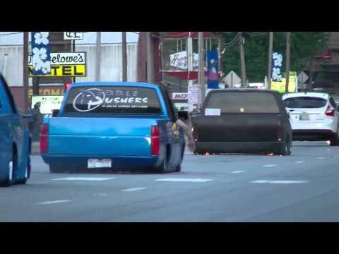 Mini Truckin Nats 2014 Draggin