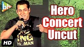 Hero Music Concert: Event Uncut | Salman Khan | Sooraj Pancholi | Athiya Shetty