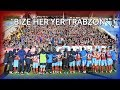Trabzonspor Taraftarı Kasımpaşa'da! (09.12.2017)
