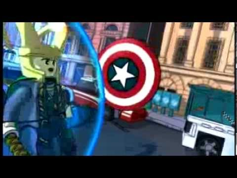 LEGO® Marvel - Avengers - Trouble in Brick City
