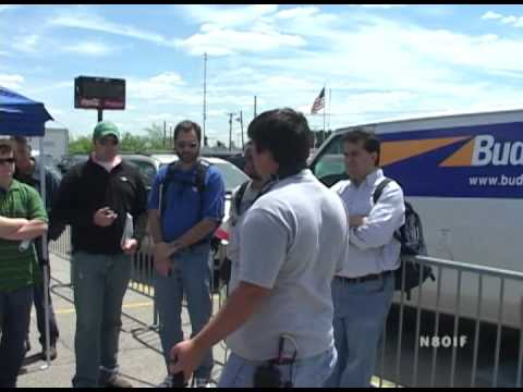 Amateur Satellite Demo at 2006 Dayton Hamvention