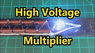 Make Multiplier Generator DIY-Circuit!