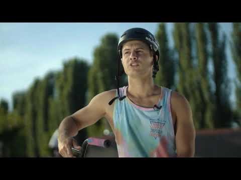 World Urban Games Budapest | Zozo Kempf (HU) BMX - Interjú/Hero's Talk