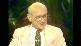 Milton Friedman - Regulation In A Free Society