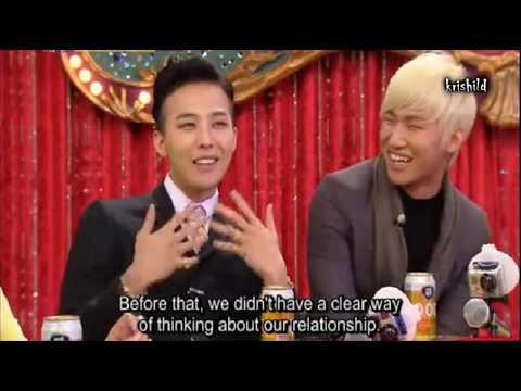 Kwon Jiyong and Sandara Park - ACCEPTANCE Daragon | Nyongdal 뇽달