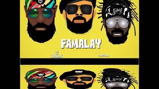 Machel Montano X Skinny Fabulous X Bunji Garlin Famalay Soca 2019