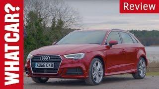 2017 Audi A3 Sportback review | What Car?