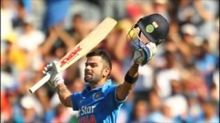virat kohli 2 odi centuries australia vs india 2016