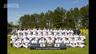 Baseball: Augusta vs. UNC Pembroke (Game 2)