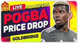 Pogba Free Transfer Risk! Cavani Urged to Leave! Man Utd Transfer News