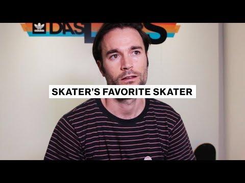 Skater's Favorite Skater: Nestor Judkins