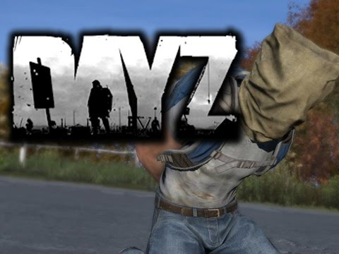 DayZ - I Kill Someone! Maybe? (DayZ Standalone Funny Moments with The Crew!)