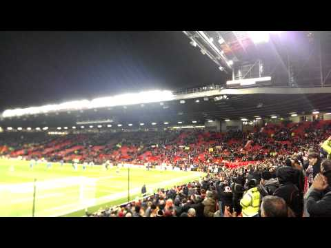 Manchester United vs. Cardiff City (You are my Solskjaer)