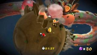 Super Mario Galaxy 2 #52 - Comet Tôket 1
