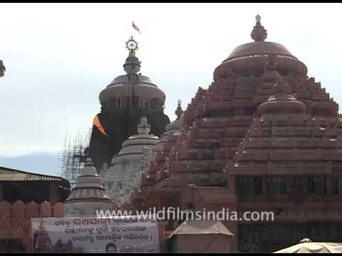 Temple of Jagannath - Lord of the Universe, Puri