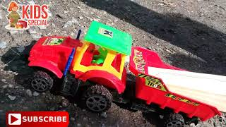 Construction Vehicles Toys for kids |Dump Trucks, Excavator for Children | Kids Special