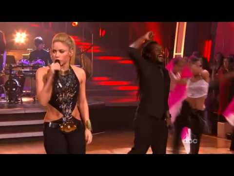 Pitbull Ft Shakira Get It Started Live Performance DWTS Dance Dancing With The Stars I Dare You