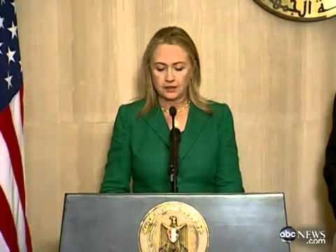 Israel-Hamas Ceasefire: Hillary Clinton`s Statemen