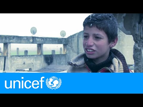 'I wish I could return to a Syria that was safe' | UNICEF