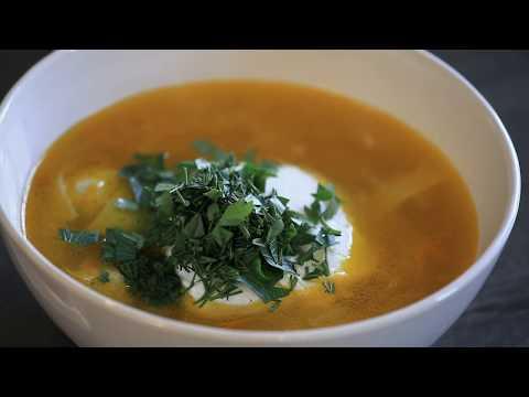 Кухня Макса № 14  Как сварить суп с куриными фрикадельками   Рецепт Cупа с куриными фрикадельками