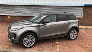 Our favourite things about our new Range Rover Evoque