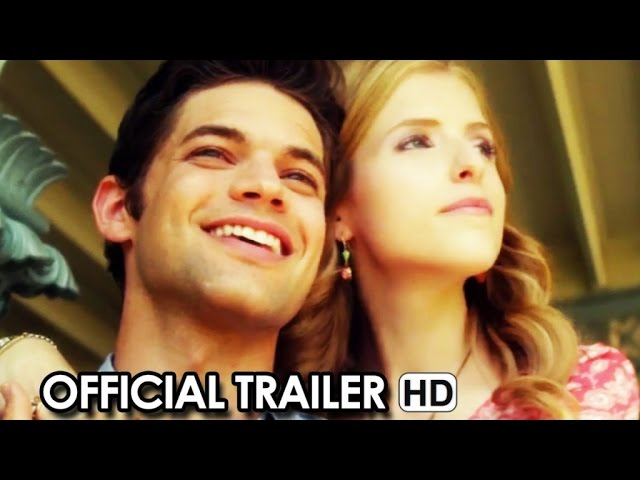 The Last Five Years Official Trailer #1 (2015) - Anna Kendrick HD