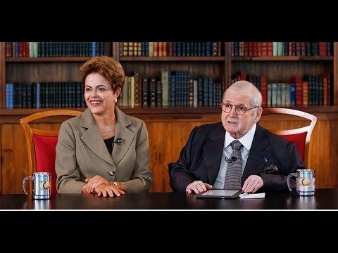 Dilma Rousseff no JÔ Soares entrevista completa.