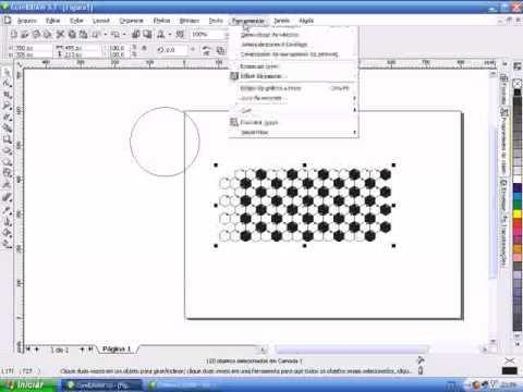 Video aulas Suite Corel Draw x Photopaint   Aula 29   YouTube