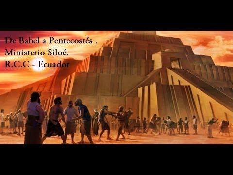 De Babel a Pentecostés / Predicación Católica Carismática / Siloé