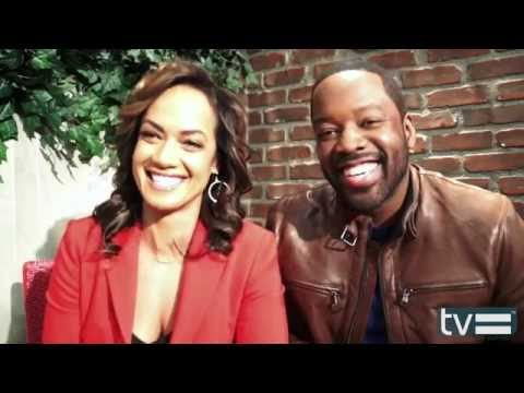 Tammy Townsend & Kadeem Hardison Interview - K.C. Undercover (Disney Channel)