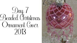 Day 7 of 10 Days of Christmas Ornaments with Cynthialoowho 2013