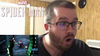Marvel's Spider-Man – E3 2018 Gameplay Reaction!
