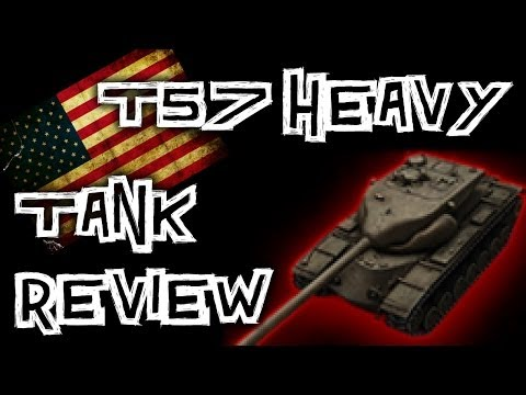 World of Tanks    T57 Heavy - Tank Review
