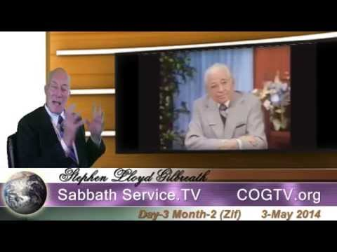 Watch Now - 20140503 Sabbath Service & Health Alert - HWA Endtime Elijah Part 2
