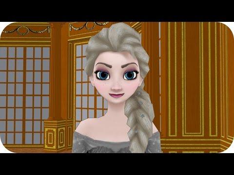Evil Elsa finally appears! - Elsa & Anna of Arendelle Episode 11 - Frozen Princess Parody Music Videos