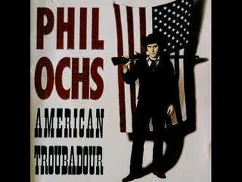 Phil Ochs - Chord Of Fame
